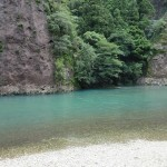 和歌山県古座川河口直近の土地建物活用案募集!